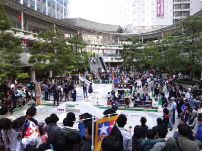 スプリンググランプリ2013東京大会の様子