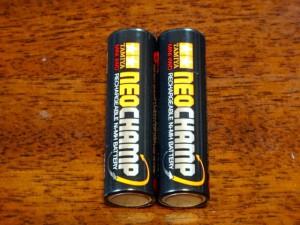 単3形ニッケル水素電池ネオチャンプ