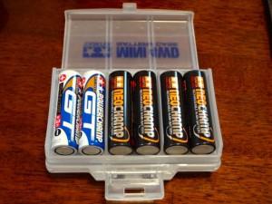 電池の管理方法1