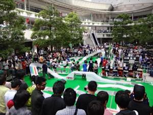 ジャパンカップ東京大会(6/23)の様子その2