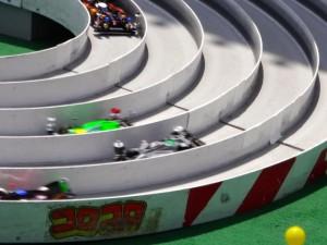 レースの様子その3