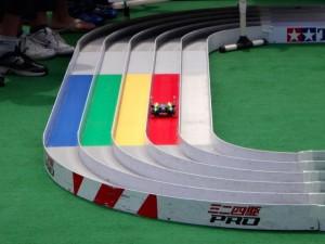 レースの様子その18