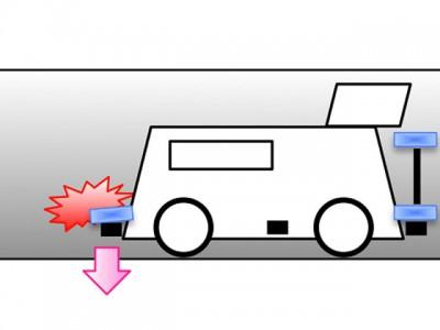 ダウンフォースのイメージ