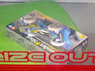 2台目のサンダーショットエクスカリバーを手に入れたところ