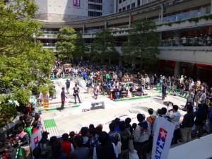 ミニ四駆スプリンググランプリ2013の様子その4