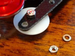 ミニ四駆の小部品の使用例その3