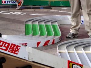 芝セクション(ジャパンカップ2013のコース)