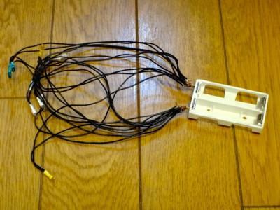 自作した放電器