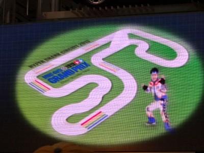 ミニ四駆グランプリ2013のコース画像