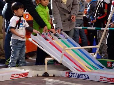 ミニ四駆ジュニアカップ・トレッサ横浜杯2013[秋]レースの様子その46