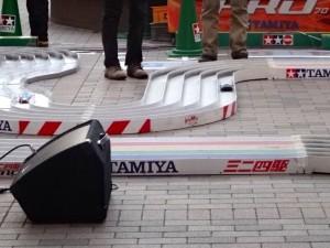 ミニ四駆ジュニアカップ・トレッサ横浜杯2013[秋]フリー走行の様子その4