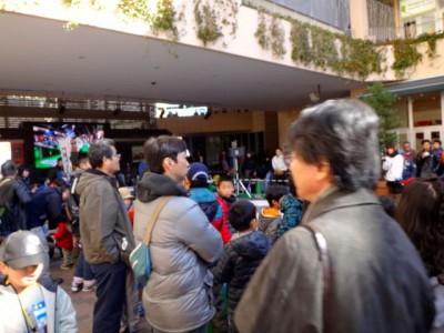 ミニ四駆ジュニアカップ・トレッサ横浜杯2013[秋]会場周辺の様子その3