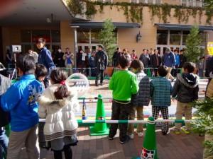 ミニ四駆ジュニアカップ・トレッサ横浜杯2013[秋]大会運営するスタッフの様子その10