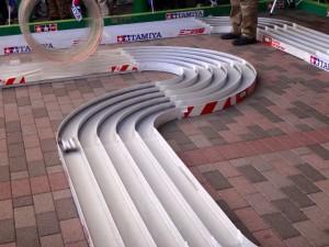 ミニ四駆ジュニアカップ・トレッサ横浜杯2013[秋]練習走行の様子その7