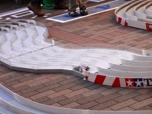 ミニ四駆ジュニアカップ・トレッサ横浜杯2013[秋]練習走行の様子その9