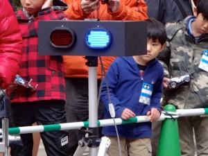 ミニ四駆ジュニアカップ・トレッサ横浜杯2013[秋]練習走行の様子その14