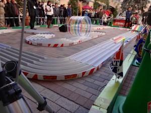 ミニ四駆ジュニアカップ・トレッサ横浜杯2013[秋]レースの様子その3