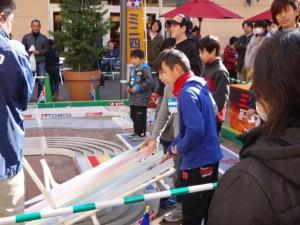 ミニ四駆ジュニアカップ・トレッサ横浜杯2013[秋]レースの様子その20