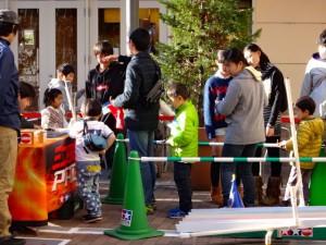 ミニ四駆ジュニアカップ・トレッサ横浜杯2013[秋]レースの様子その42