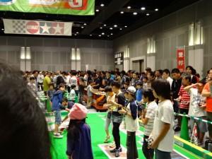 ジャパンカップ東京大会の様子その2