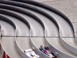 ミニ四駆グランプリ2014の様子その2