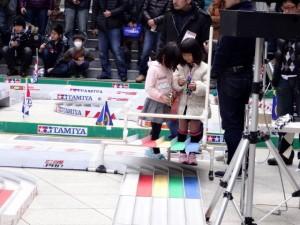 ミニ四駆グランプリ2014の様子その8