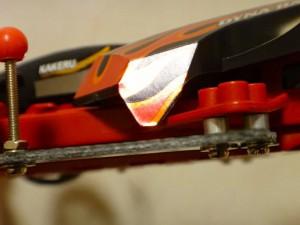 ダイナホークGX(スーパーXXシャーシ)の改造内容その31