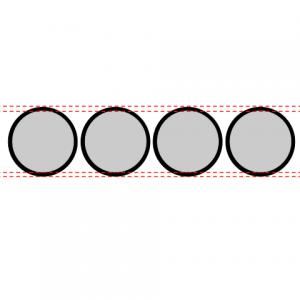 薄タイヤの加工イメージその2