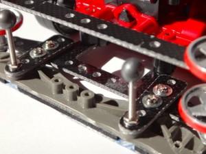 ダイナホークGX(スーパーXXシャーシ)の改造内容その11