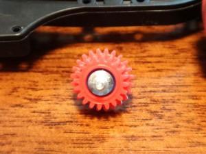 620プラベアリング(低摩擦タイプ)とベアリング用スペーサーを入れた場合
