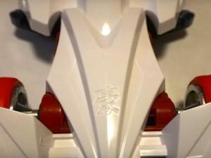 サイクロンマグナム21st Century editionのボディ前面