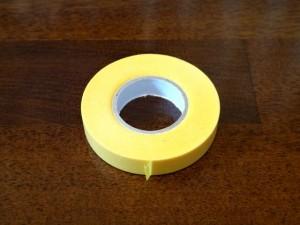 マスキングテープ(幅10mm)