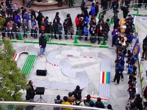 ミニ四駆グランプリ2014東京大会の様子その1