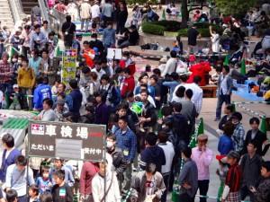 ミニ四駆グランプリ東京大会の様子その4
