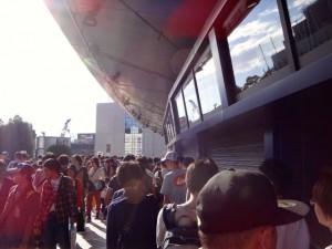 ジャパンカップ2013の様子その2