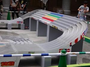 ジャパンカップ2014のコースの様子その1