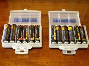 ミニ四駆の電池「タミヤネオチャンプ」