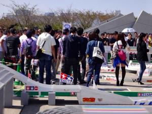 ジャパンカップ2014東京大会の様子その1