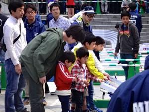 ミニ四駆グランプリ2015東京大会の様子その1
