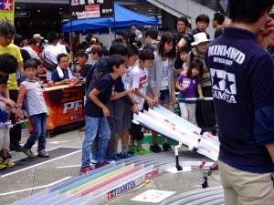 ジャパンカップ2015東京大会の様子