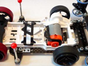 スーパーⅡシャーシ改造のミニ四駆その4