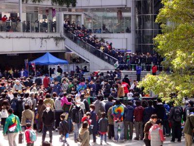 ミニ四駆グランプリ2016スプリング東京大会の様子