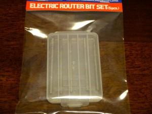 電動リューター用ビット5本セット
