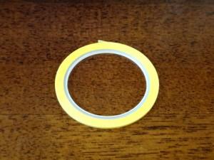 ミクロン マスキングテープ3 1.0mm5M巻