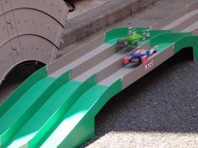 レースの模様