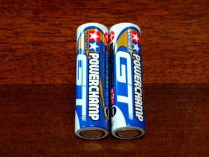 タミヤ単三電池パワーチャンプGT(2本)